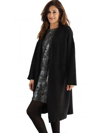 Manteau Noah noir
