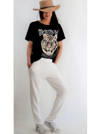 Pacific Pantalon Blanc