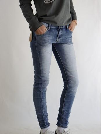 Pantalon Jeans Place du jour